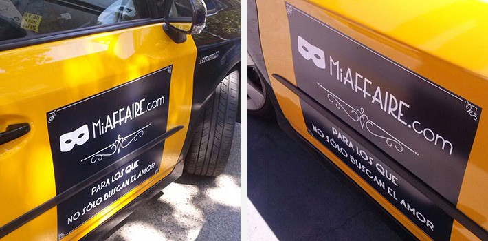 taxi lateral derecho