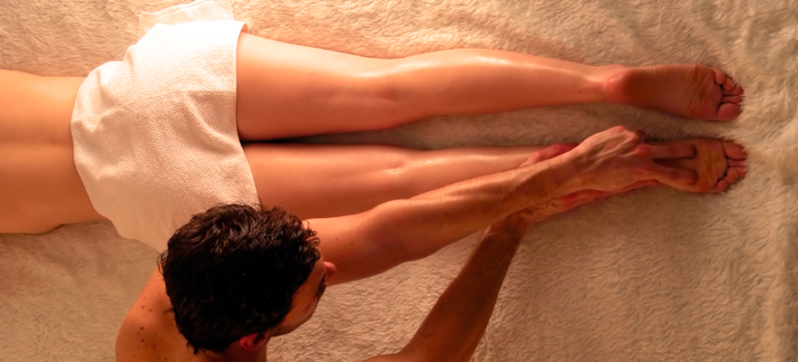 masaje de fantasía Beso